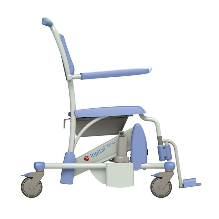 Lopital Elexo Shower Chair
