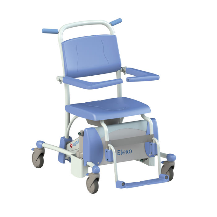 Lopital Elexo Tilt Rehab Chair