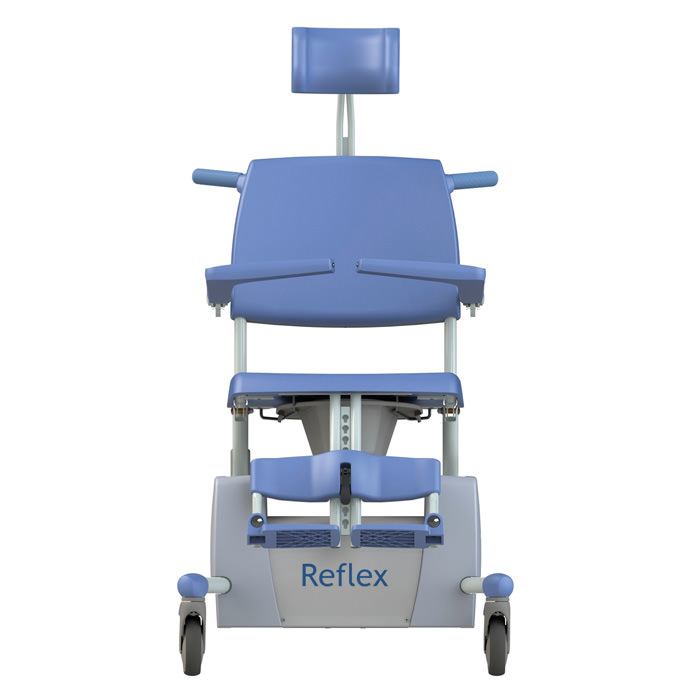 Lopital Reflex Shower Toilet Chair