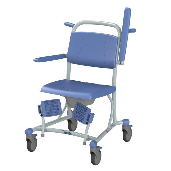 Lopital Tango Shower-Toilet Chair