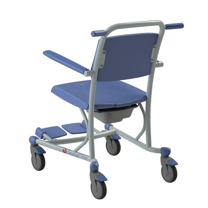 Lopital Tango Shower Commode Chair