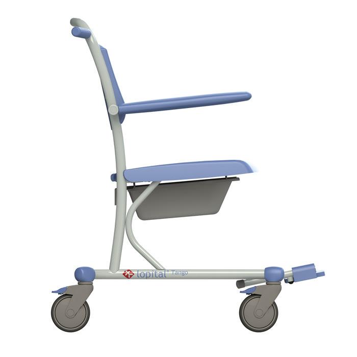 Lopital Tango Rehab Shower Chair