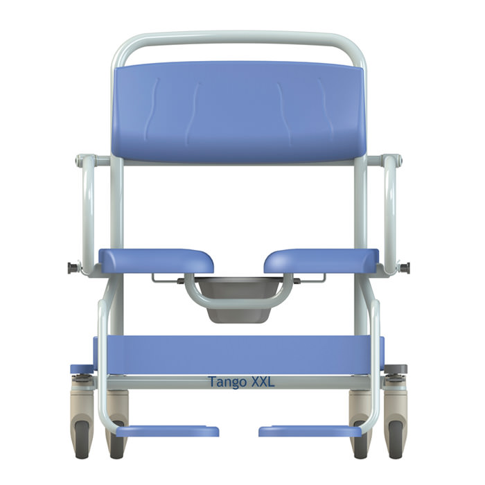 Lopital Tango XXL Shower Commode Chair