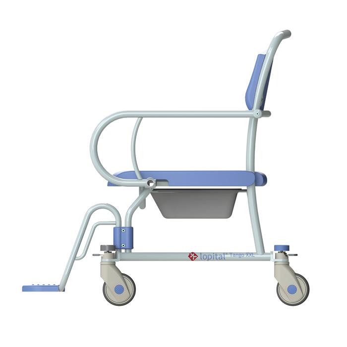 Tango XXL Bariatric Rehab Shower Commode Chair
