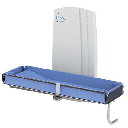 Lopital Sirocco Shower Stretcher