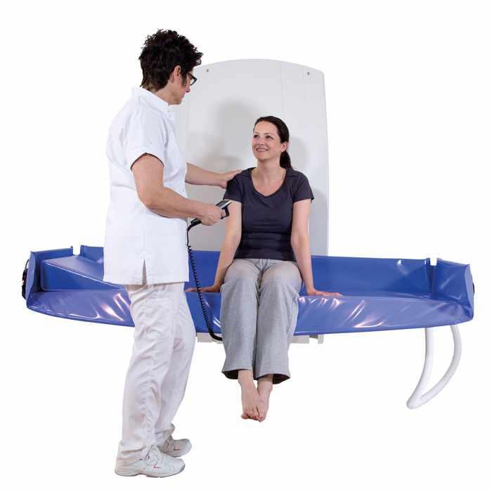 Sirocco Shower Stretcher by Lopital