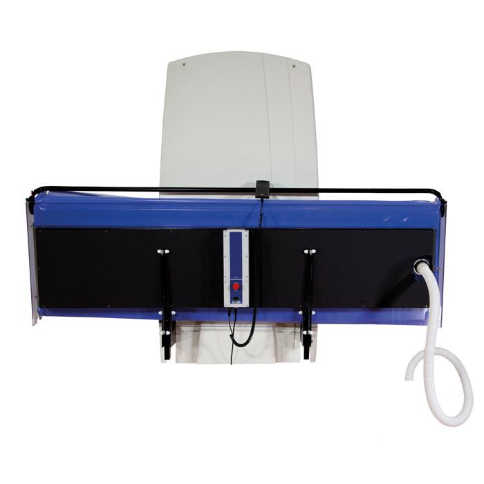 Lopital Sirocco Adjustable Shower Trolley