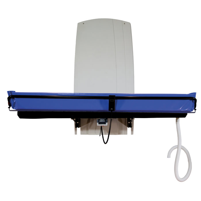 Lopital Sirocco Shower Trolley