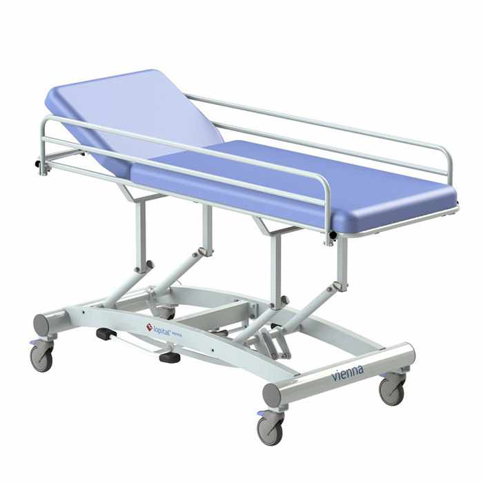 Lopital Vienna Hydraulic Changing Table