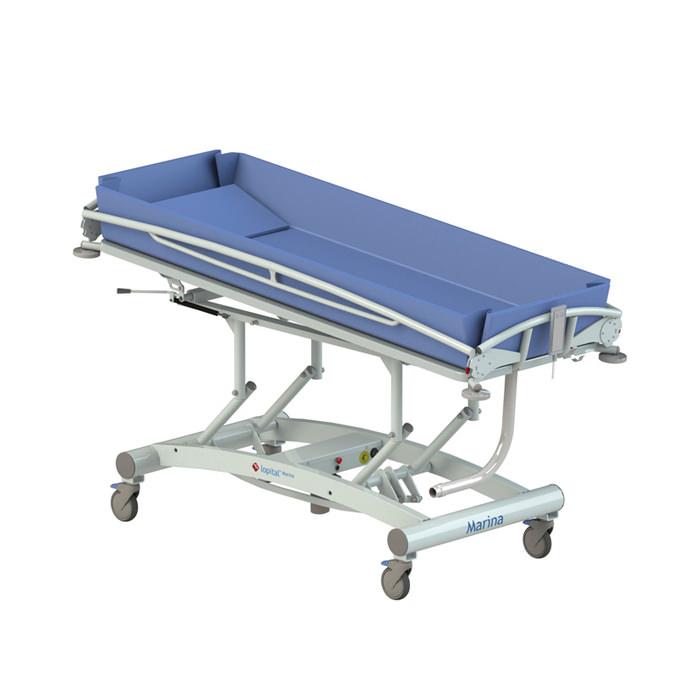 Lopital Marina Electric Shower Trolley