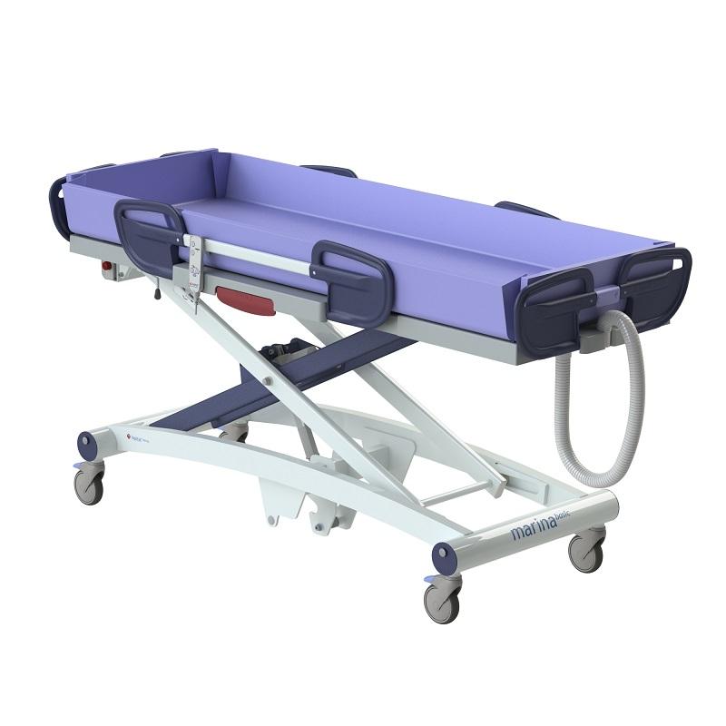 Lopital Marina Basic Shower Trolley