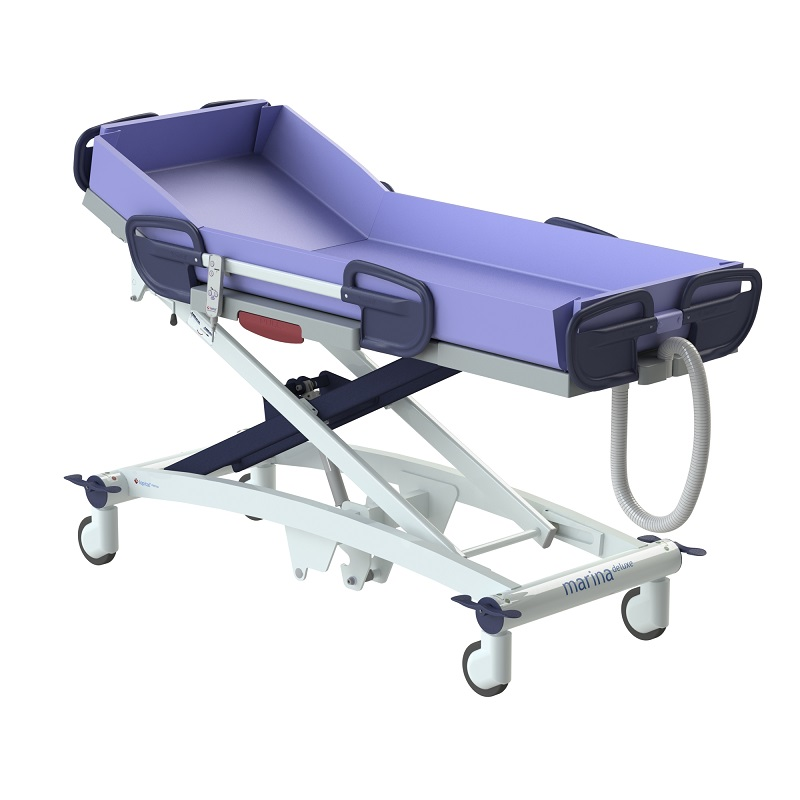 Lopital Marina Deluxe Shower Trolley
