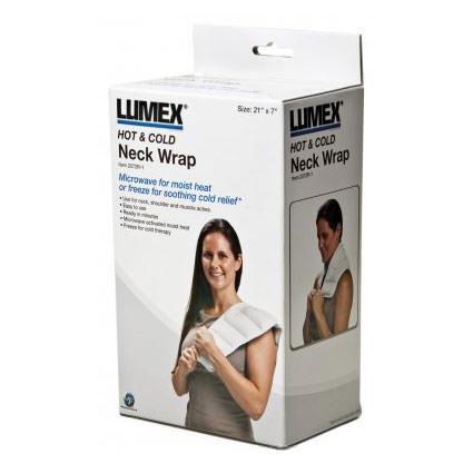 Lumex Neck & Shoulder Hot/Cold Wrap (2072R-1)