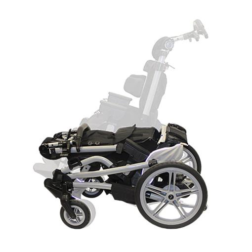 Leggero Trak tilt folding stroller