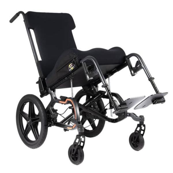 Leggero Enzo Side Folding Wheelchair