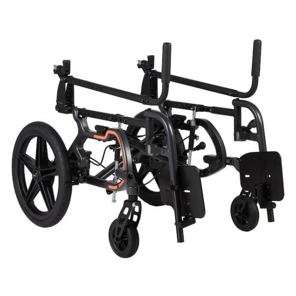 Leggero Enzo Folding Tilt Wheelchair