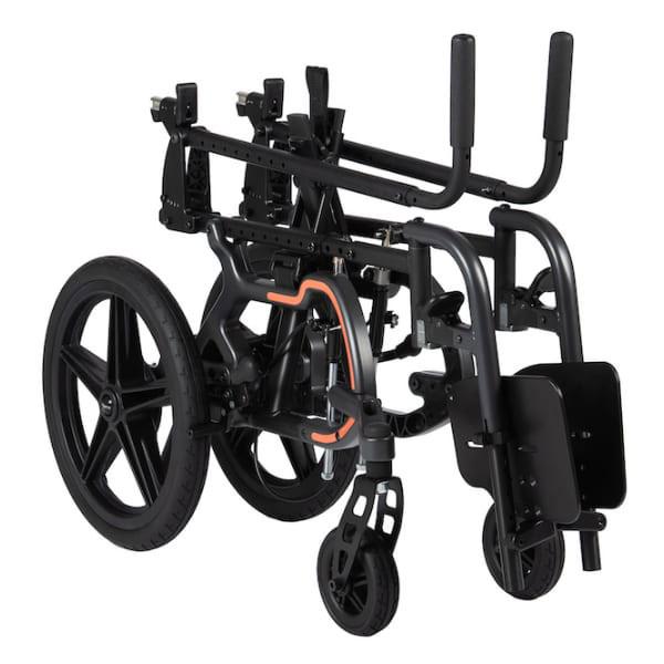 Leggero Enzo Side Folding Manual Wheelchair