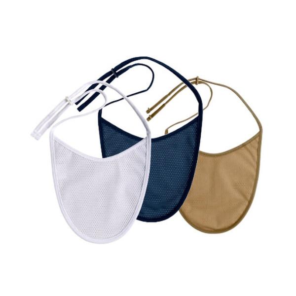 """Luminaud Buchanan-Lite Stoma Protector, Small, White, 5.5"""" x 4.5"""""""