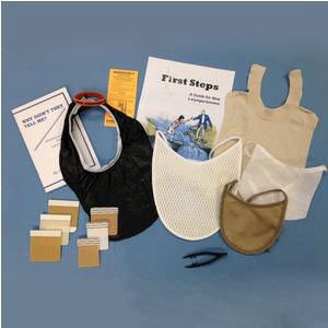 Luminaud Stoma Cover Starter Kit