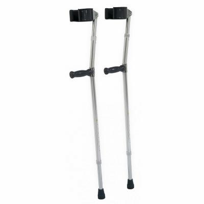 Lumex Deluxe Forearm Crutches (Pair)