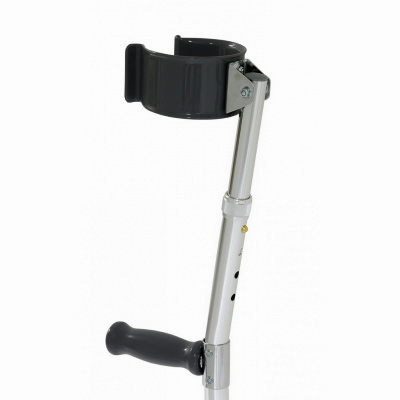 Lumex Deluxe Forearm Crutches by Graham-Field