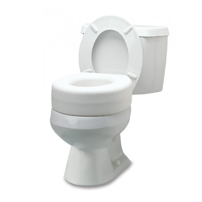 Lumex Everyday Raised Toilet Seat