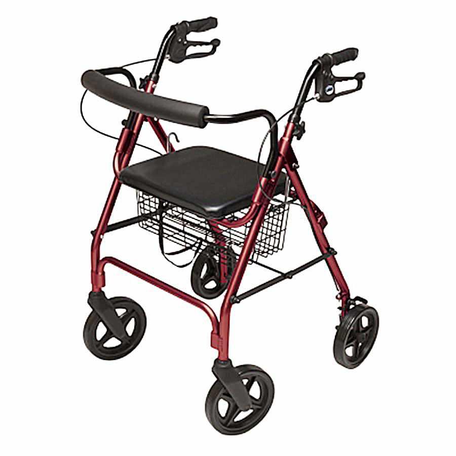 Lumex Walkabout Junior Four-Wheel Rollator | Lumex (Rj4301R)