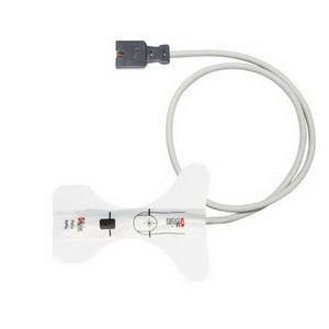 "Masimo LNCS Pdtx Pediatric Adhesive Sensors, Nellcor Compatible 18"" L"