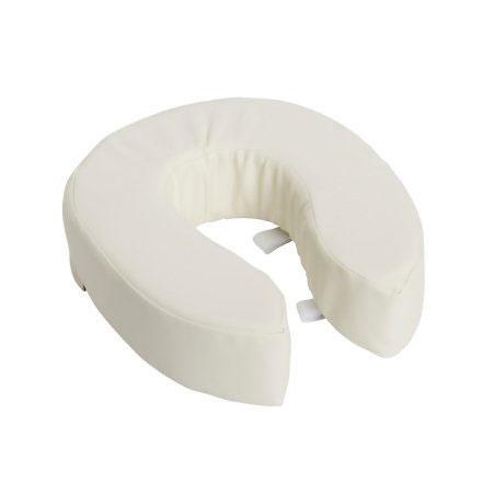 Mabis DMI Vinyl Toilet Seat Cushion
