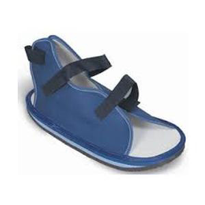 DMI Rocker Bottom Cast Shoe, Medium, Blue