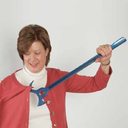 Maddak Plastic Dressing Stick Aid / Shoehorn