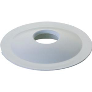 """Marlen All-Flexible Basic Deep Convex Mounting Ring, 1-1/8"""" Opening, 3-3/4"""" Dia"""