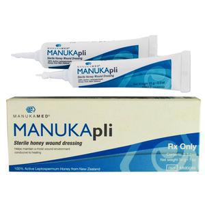 ManukaMed MANUKApli Sterile Honey Wound Dressing