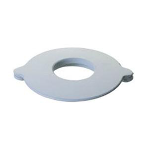 """Marlen All-Flexible Oval Convex Mounting Ring with Rigid Nylon, 1-1/8"""" Opening"""
