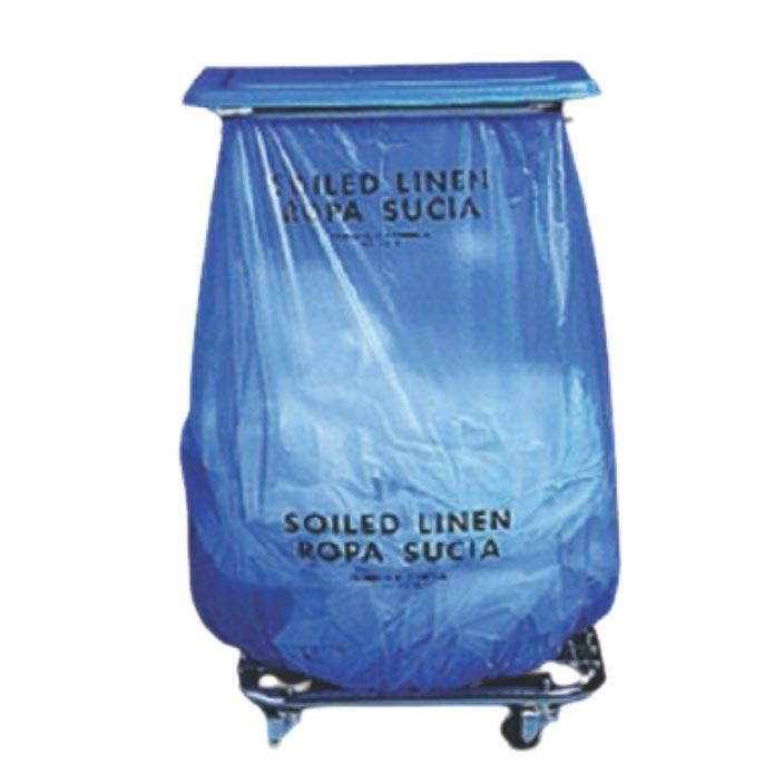 McKesson Polymer Film Laundry Bag, Blue