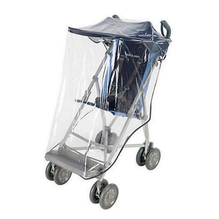 Maclaren Major Elite Push Chair with Rain Cover