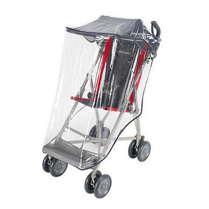 Maclaren Major Elite Stroller with Rain Cover