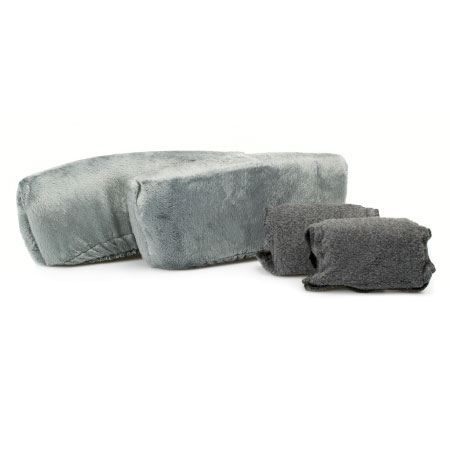 McKesson Underarm Crutch Pillow, Gray