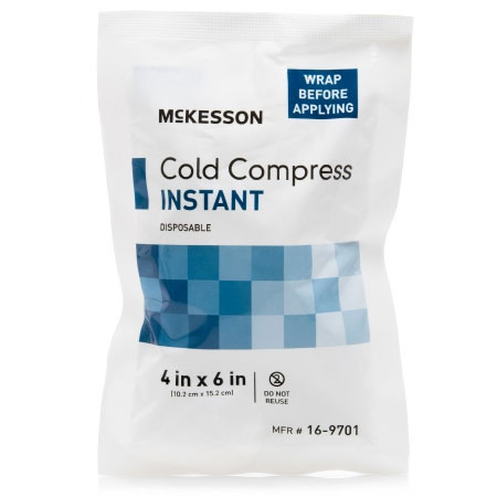 McKesson Disposable Instant Cold Pack