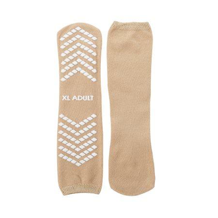 McKesson Terry Cloth Inner Slipper Socks, Adult X-Large
