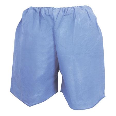 McKesson Disposable Elastic Waist Exam Shorts