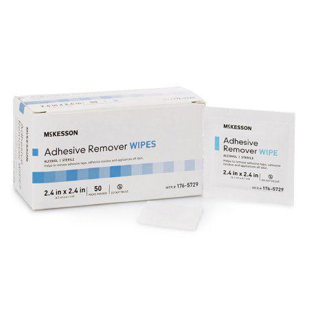 Mckesson Adhesive Remover Wipes