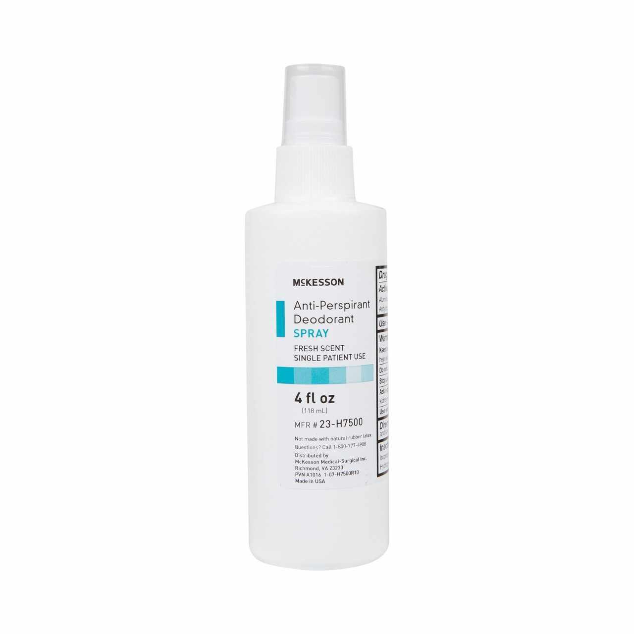 McKesson Antiperspirant / Deodorant Spray 4 oz. Fresh Scent