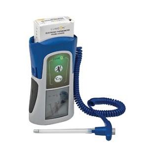 McKesson Oral/Under Arm Probe Digital Thermometer, 6 Second Response