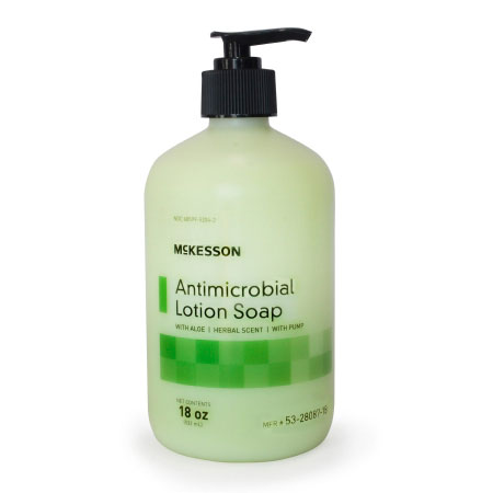McKesson Lotion Antimicrobial Soap