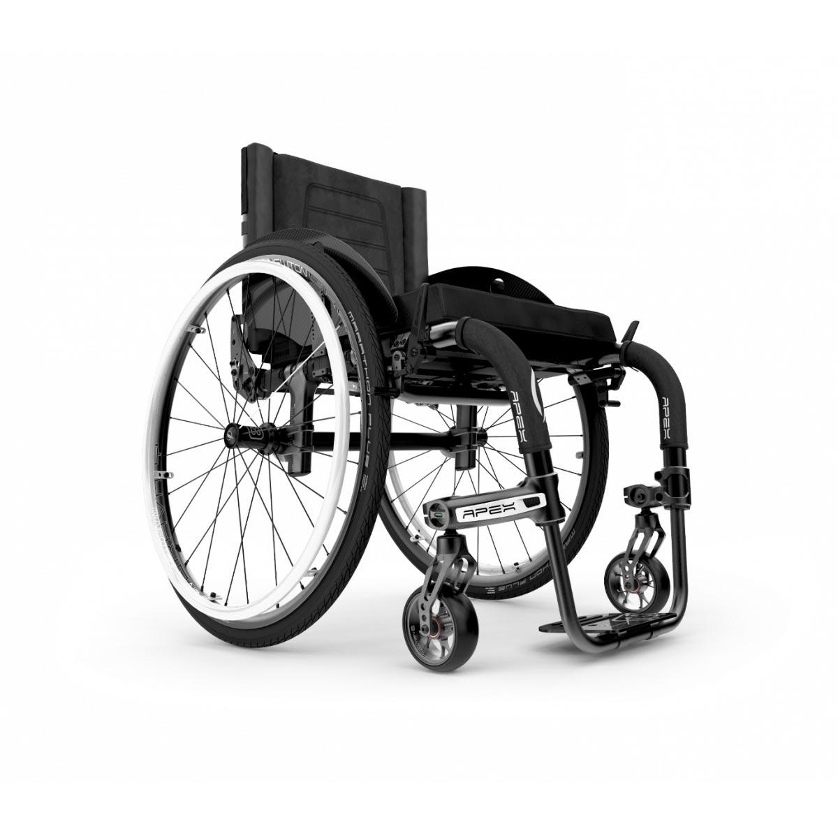 Motion Composites Apex Aluminum Rigid Wheelchair