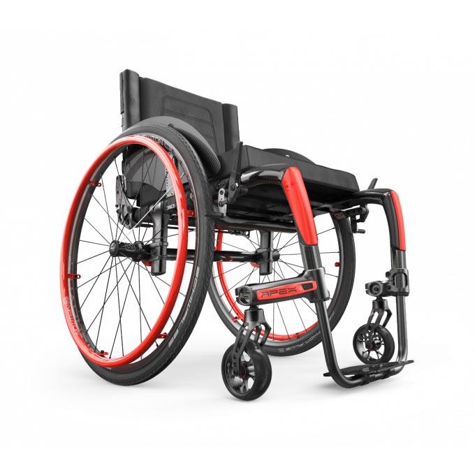 Motion Composites Apex Carbon Fiber Rigid Wheelchair