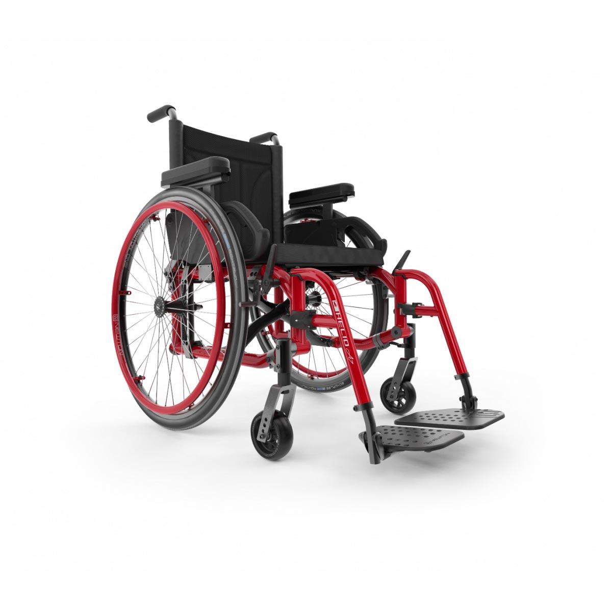 Motion Composites Helio A7 Aluminum Folding Wheelchair