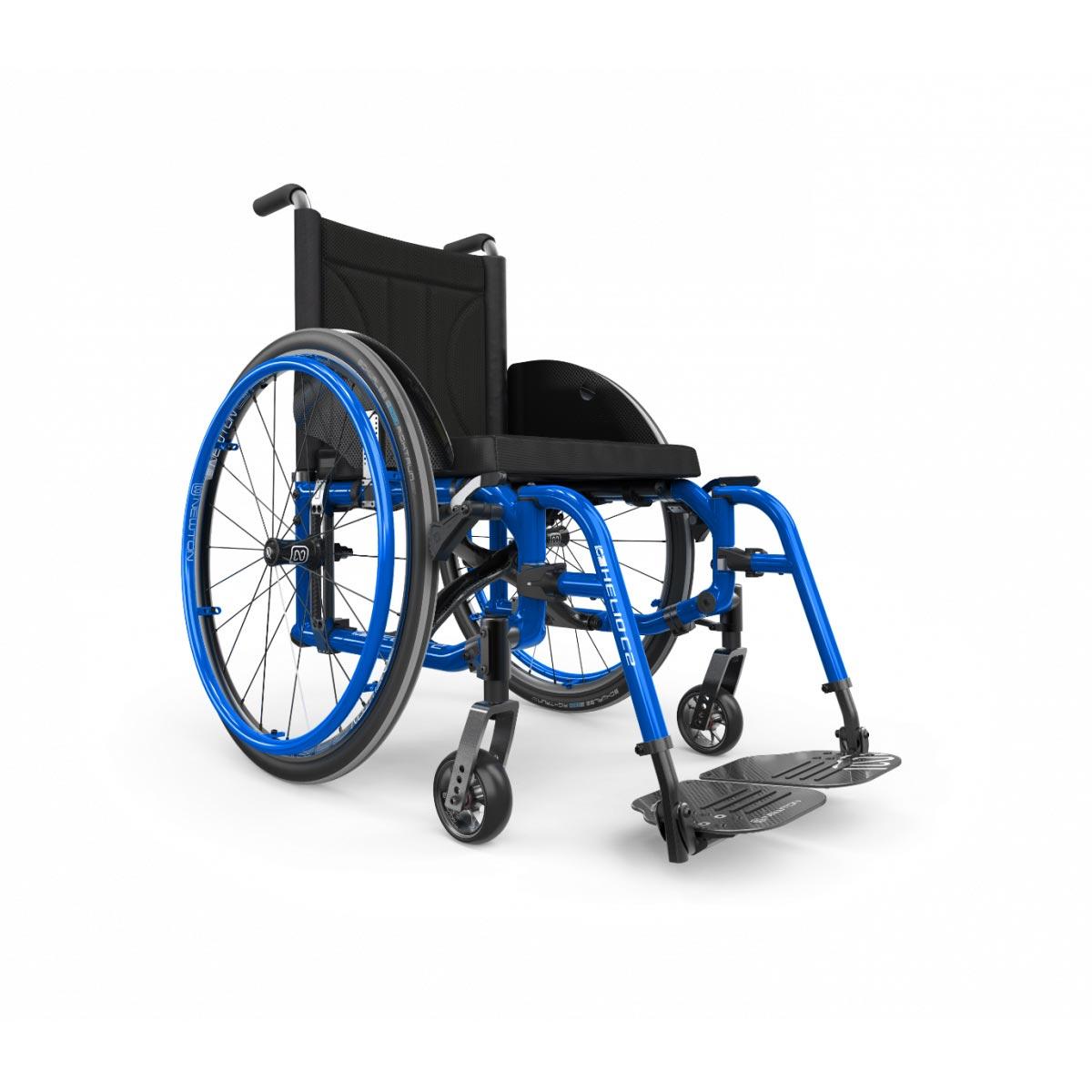 Motion Composites Helio C2 Carbon Folding Wheelchair