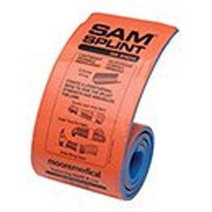 McKesson SAM Reusable Foam / Aluminum Moldable Splint, 36 Inch